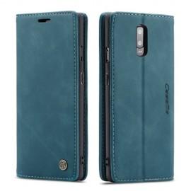 CaseMe Book Case OnePlus 7 Hoesje - Blauw