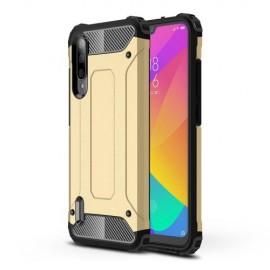 Armor Hybrid Xiaomi Mi A3 Hoesje - Goud
