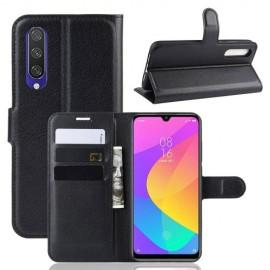 Book Case Xiaomi Mi A3 Hoesje - Zwart