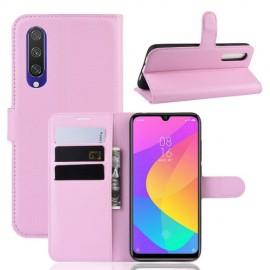 Book Case Xiaomi Mi A3 Hoesje - Pink