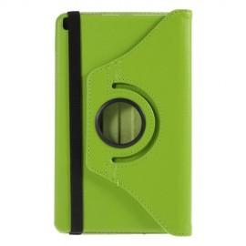 360 Rotating Case Samsung Galaxy Tab A 8.0 (2019) Hoesje - Groen