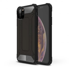 Armor Hybrid iPhone 11 Pro Max Hoesje - Zwart