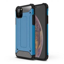 Armor Hybrid iPhone 11 Pro Max Hoesje - Lichtblauw