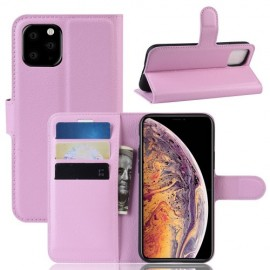 Book Case iPhone 11 Pro Max Hoesje - Pink