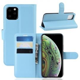 Book Case iPhone 11 Pro Hoesje - Lichtblauw