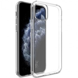 TPU iPhone 11 Pro Hoesje - Transparant