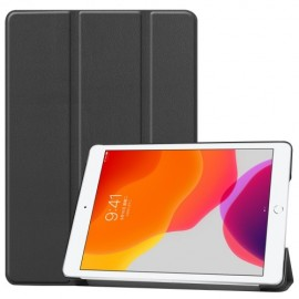 Smart Book Case iPad 10.2 Hoesje - Zwart