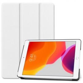 Smart Book Case iPad 10.2 Hoesje - Wit