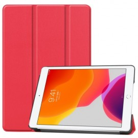 Smart Book Case iPad 10.2 (2019) Hoesje - Rood