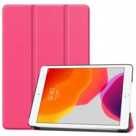 Smart Book Case iPad 10.2 (2019) Hoesje - Roze