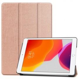 Smart Book Case iPad 10.2 Hoesje - Rose Gold