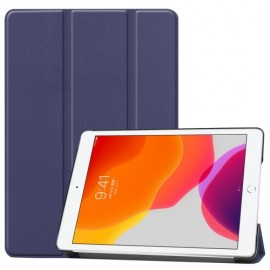 Smart Book Case iPad 10.2 Hoesje - Donkerblauw