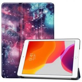 Smart Book Case iPad 10.2 Hoesje - Galaxy