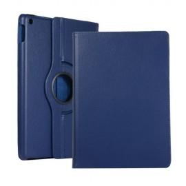 360 Rotating Case iPad 10.2 Hoesje - Donkerblauw