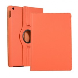 360 Rotating Case iPad 10.2 Hoesje - Oranje