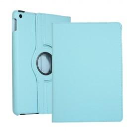 360 Rotating Case iPad 10.2 (2019) Hoesje - Lichtblauw