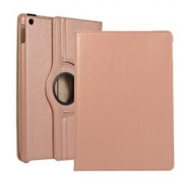 360 Rotating Case iPad 10.2 Hoesje - Rose Gold