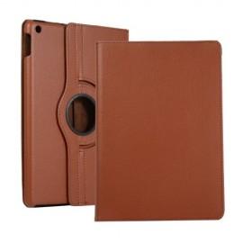 360 Rotating Case iPad 10.2 Hoesje - Bruin