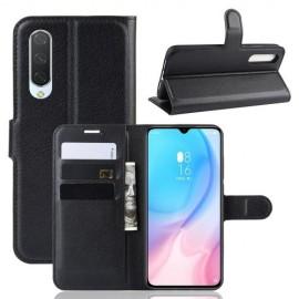 Book Case Xiaomi Mi 9 Lite Hoesje - Zwart