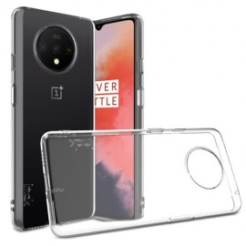 TPU OnePlus 7T Hoesje - Transparant