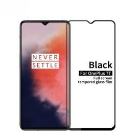 Full-Cover Tempered Glass OnePlus 7T - Zwart