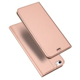 Dux Ducis Skin Pro iPhone 5 / 5S / SE Hoesje - Rose Gold