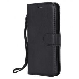 Book Case iPhone 5 / 5S / SE Hoesje - Zwart