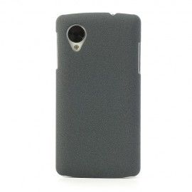Slim Hard Back Cover Google Nexus 5 - Grijs