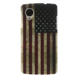 Retro America Hoesje Google Nexus 5
