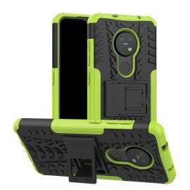 Rugged Kickstand Nokia 6.2 / 7.2 Hoesje - Groen