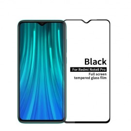 Full-Cover Tempered Glass Xiaomi Redmi Note 8 Pro - Zwart
