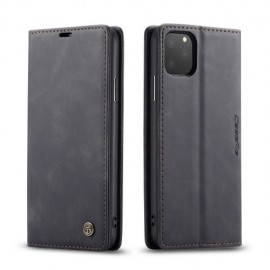 CaseMe Book Case iPhone 11 Pro Max Hoesje - Zwart
