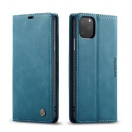 CaseMe Book Case iPhone 11 Pro Max Hoesje - Groen