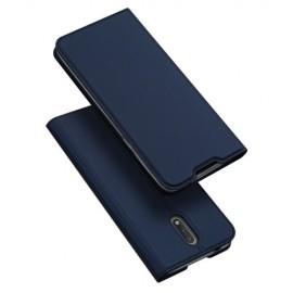 Dux Ducis Skin Pro Nokia 2.3 Hoesje - Blauw