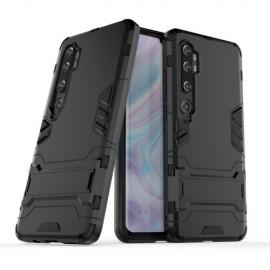 Armor Kickstand Xiaomi Mi Note 10 Hoesje - Zwart