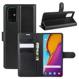 Book Case Samsung Galaxy S20 Plus Hoesje - Zwart