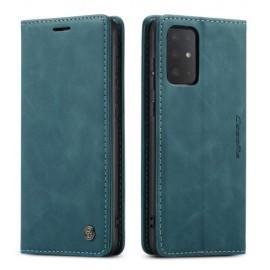 CaseMe Book Case Samsung Galaxy S20 Hoesje - Groen
