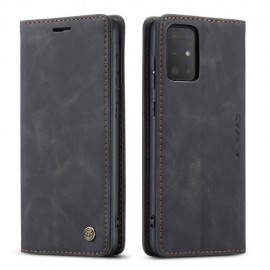 CaseMe Book Case Samsung Galaxy S20 Ultra Hoesje - Zwart