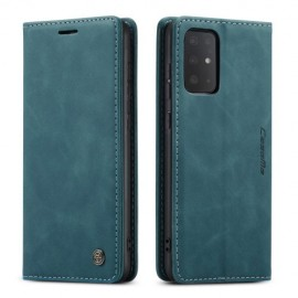 CaseMe Book Case Samsung Galaxy S20 Ultra Hoesje - Groen