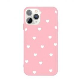 Hartjes TPU iPhone 11 Pro Hoesje - Pink