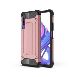 Armor Hybrid Huawei P Smart Pro Hoesje - Rose Gold