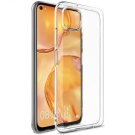 TPU Huawei P40 Lite Hoesje - Transparant