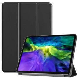 Tri-Fold Book Case iPad Pro 11 (2020/2021) Hoesje - Zwart