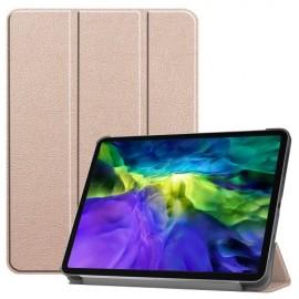 Tri-Fold Book Case iPad Pro 11 (2020/2021) Hoesje - Goud