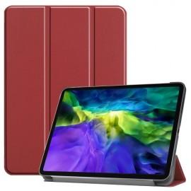 Tri-Fold Book Case iPad Pro 11 (2020/2021) Hoesje - Bruin