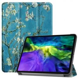 Tri-Fold Book Case iPad Pro 11 (2020) Hoesje - Bloesem
