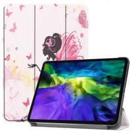 Tri-Fold Book Case iPad Pro 11 (2020) Hoesje - Meisje