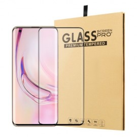 Full-Cover Tempered Glass Xiaomi Mi 10 (Pro) - Zwart
