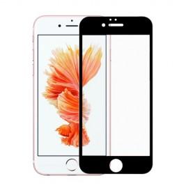 Full-Cover Tempered Glass iPhone 6 / 6s - Zwart