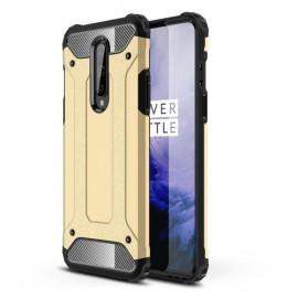 Armor Hybrid OnePlus 8 Hoesje - Goud